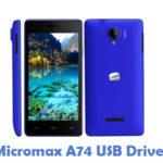 Micromax A74 USB Driver