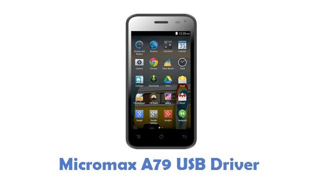 Micromax A79 USB Driver
