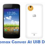 Micromax Canvas A1 USB Driver