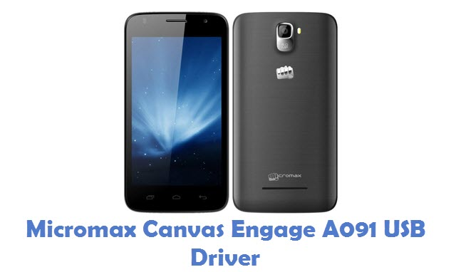 Micromax Canvas Engage A091 USB Driver