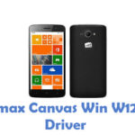 Micromax Canvas Win W121 USB Driver