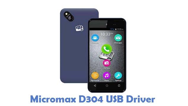 Micromax D304 USB Driver