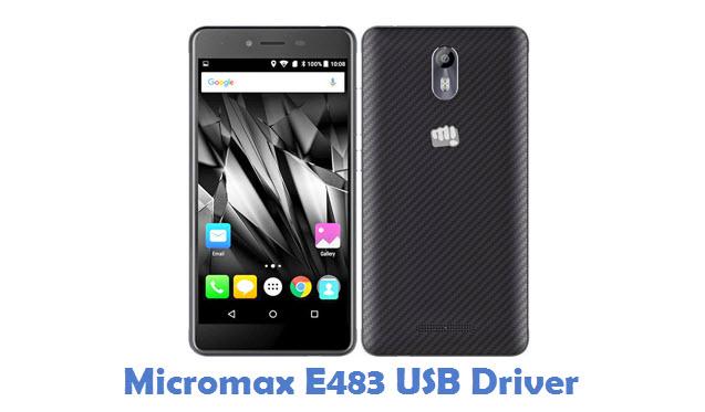 Micromax E483 USB Driver