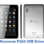 Micromax P250 USB Driver