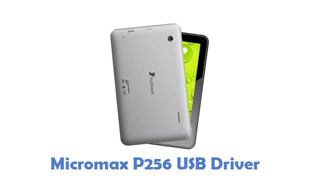 Micromax P256 USB Driver