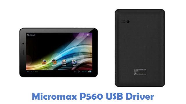 Micromax P560 USB Driver