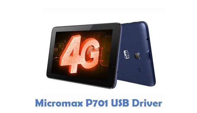 Micromax P701 USB Driver