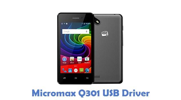 Micromax Q301 USB Driver