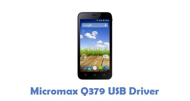 Micromax Q379 USB Driver