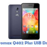 Micromax Q402 Plus USB Driver