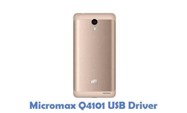 Micromax Q4101 USB Driver