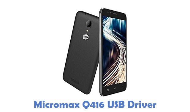 Micromax Q416 USB Driver