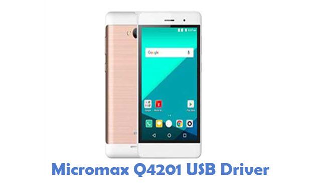 Micromax Q4201 USB Driver