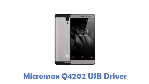 Micromax Q4202 USB Driver