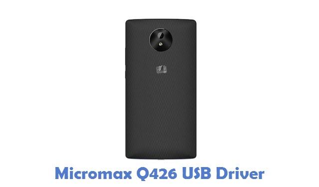 Micromax Q426 USB Driver