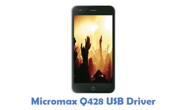 Micromax Q428 USB Driver