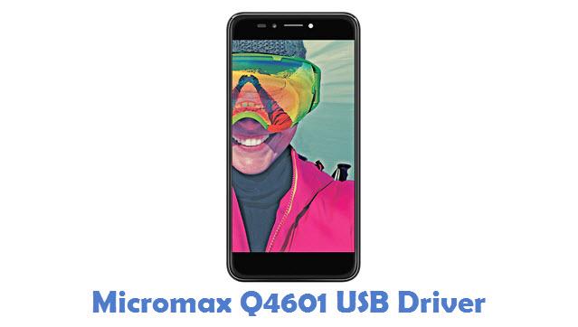 Micromax Q4601 USB Driver