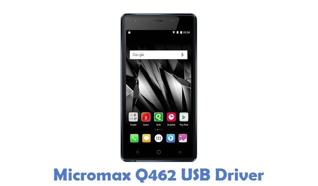 Micromax Q462 USB Driver