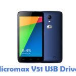 Micromax V51 USB Driver