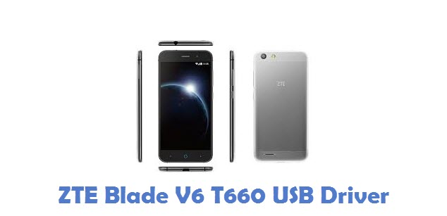 ZTE Blade V6 T660 USB Driver