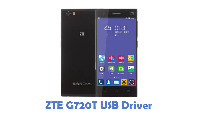 ZTE G720T USB Driver