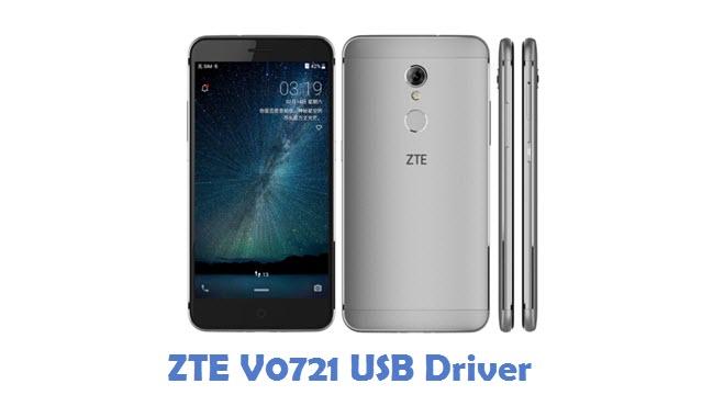 ZTE V0721 USB Driver