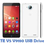 ZTE V5 V9180 USB Driver