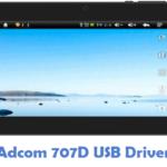 Adcom 707D USB Driver