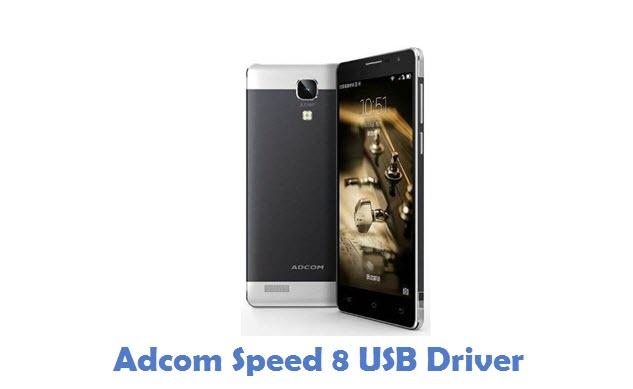 Adcom Speed 8 USB Driver