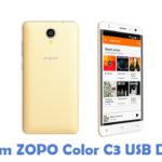 Adcom ZOPO Color C3 USB Driver