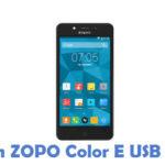 Adcom ZOPO Color E USB Driver