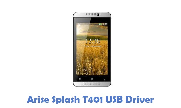 Arise Splash T401 USB Driver