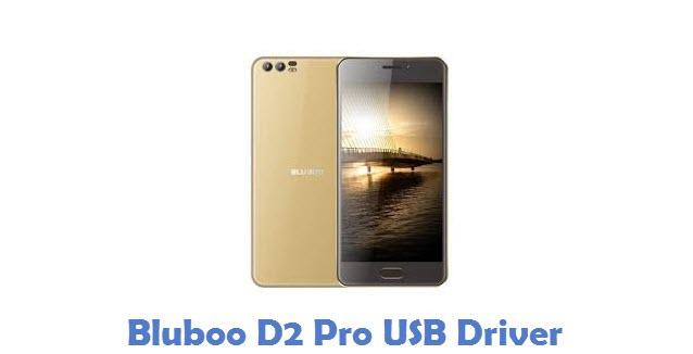 Bluboo D2 Pro USB Driver