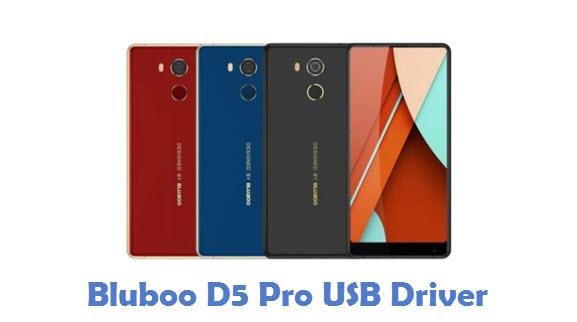 Bluboo D5 Pro USB Driver