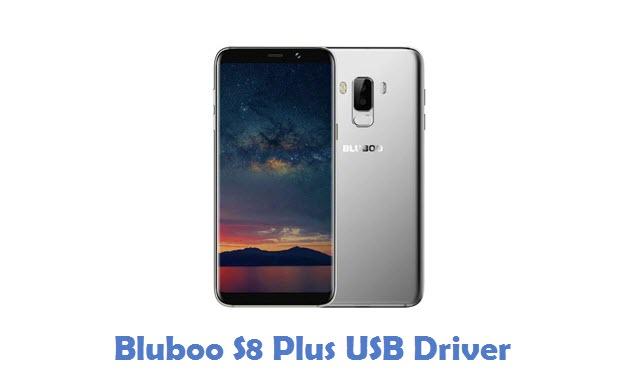 Bluboo S8 Plus USB Driver