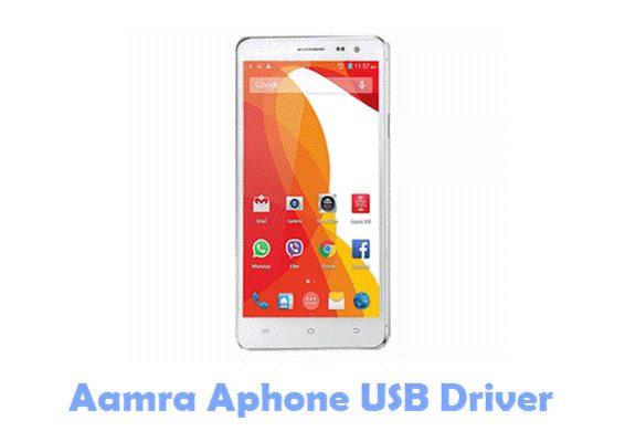 Download Aamra Aphone USB Driver