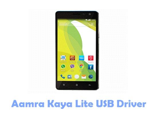 Aamra Kaya Lite USB Driver