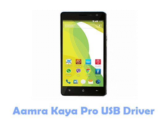 Download Aamra Kaya Pro USB Driver