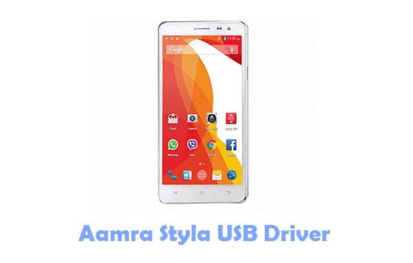 Aamra Styla USB Driver