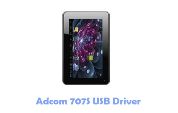 Download Adcom 707S USB Driver
