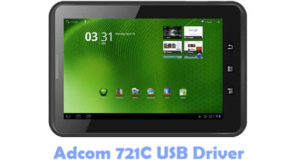 Download Adcom 721C USB Driver