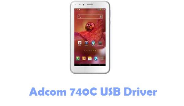 Download Adcom 740C USB Driver