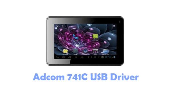 Download Adcom 741C USB Driver