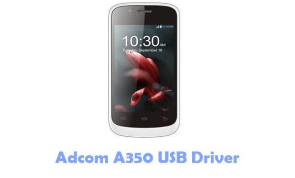 Download Adcom A350 USB Driver