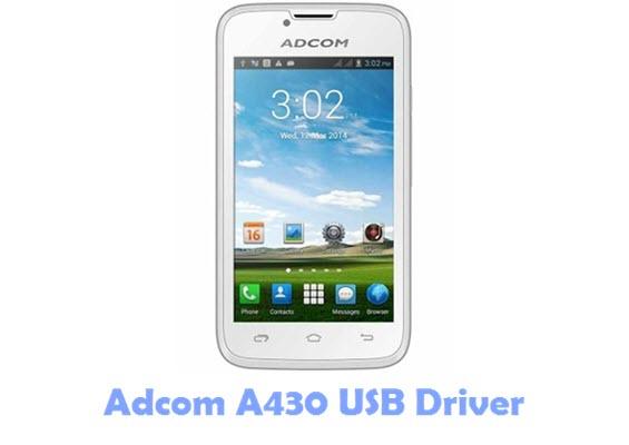 Download Adcom A430 USB Driver