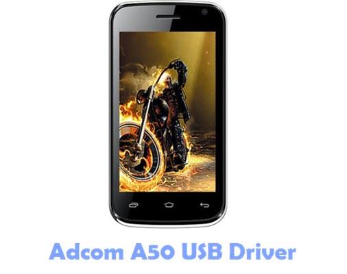 Adcom A50 USB Driver
