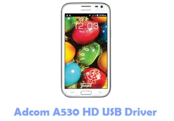 Download Adcom A530 HD USB Driver