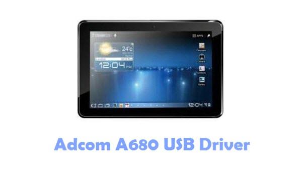 Adcom A680 USB Driver