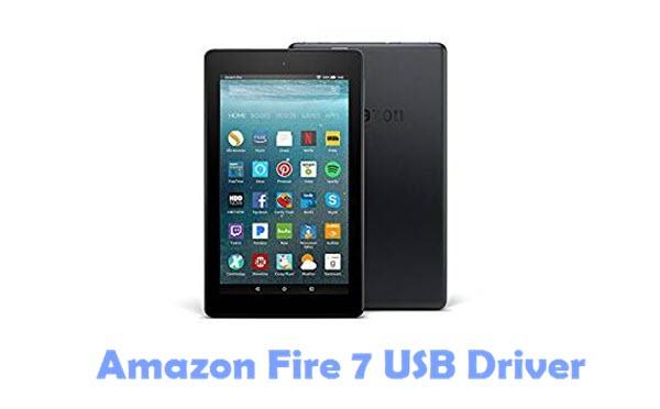 Download Amazon Fire 7 USB Driver