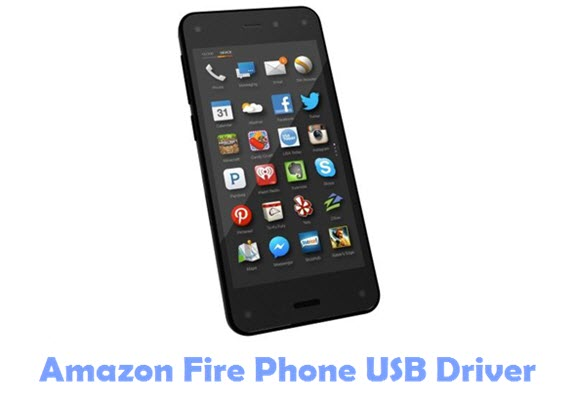 Download Amazon Fire Phone USB Driver